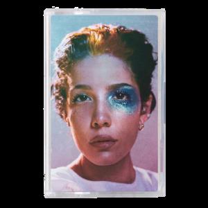 Halsey: Cassette w/ Signed J Card