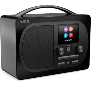 Pure: Evoke H4 Prestige Edition, Black, EU/UK