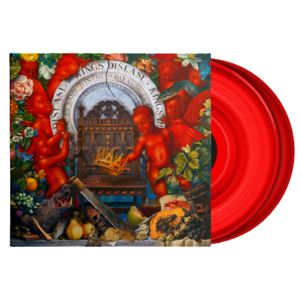 Nas: King's Disease - Exclusive Red 2LP