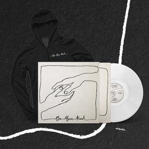 Frank Turner: Be More Kind LP, Hoodie & Pin Bundle