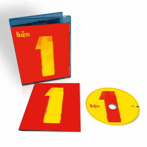 The Beatles: 1 (2015 Blu-ray)