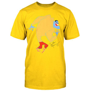 Freddie For A Day: Freddie Mercury's 71st Yellow T-Shirt