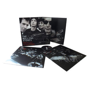 The Rolling Stones: Totally Stripped DVD + Double LP Set