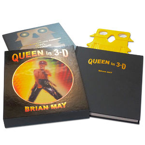 Brian May: Queen In 3-D