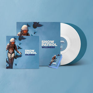 Snow Patrol: Wildness Signed Vinyl Bundle