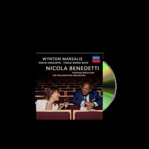 Nicola Benedetti: Marsalis: Violin Concerto