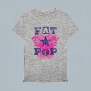 Paul Weller: Fat Pop Cover T-shirt II