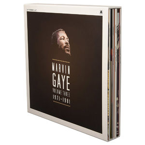 Marvin Gaye: Vol.3: 1971-1981 + A2 Poster