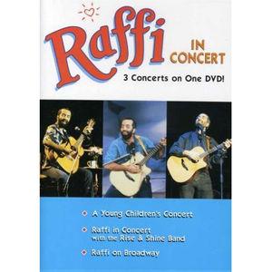 Raffi: Raffi In Concert (DVD)