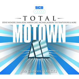 Various Artists: Total Motown