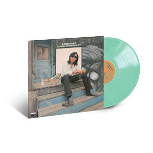 Rodriguez: Coming From Reality: Exclusive Coke Bottle Clear Coloured Vinyl