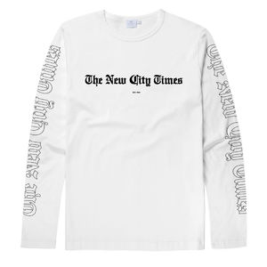 New City: New City Times Long Sleeve