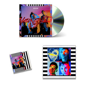 5 Seconds of Summer: Youngblood CD Bundle