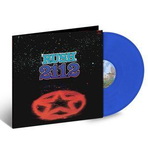 Rush: 2112: Exclusive Opaque Blue Vinyl