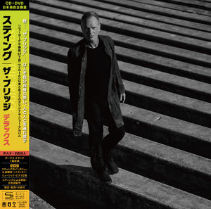 "Sting: Sting ""The Bridge""  Japan Deluxe CD [SHM-CD] + DVD"