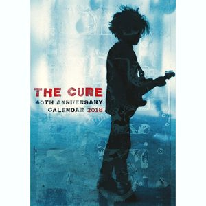 The Cure: The Cure 2018 A3 Calendar