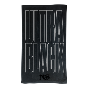 Nas: ULTRA BLACK TONAL TOWEL