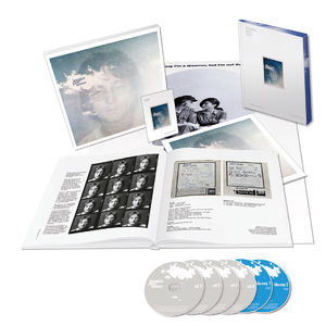 John Lennon: Imagine The Ultimate Collection Super Deluxe Box, DVD & Book Bundle