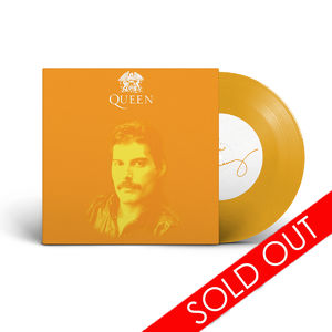 Queen: Somebody to Love: Limited Edition Coloured 7