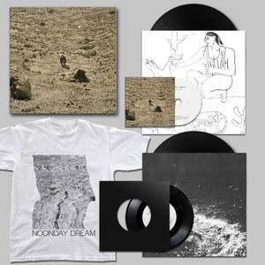 Ben Howard: Noonday Dream - Deluxe LP + CD + TEE