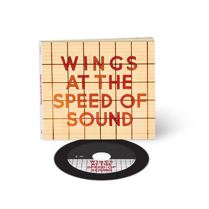 Wings: At The Speed Of Sound – CD Digipack