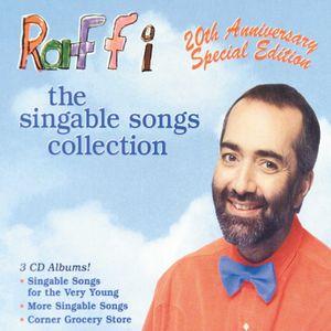 Raffi: The Singable Songs Collection (CD)