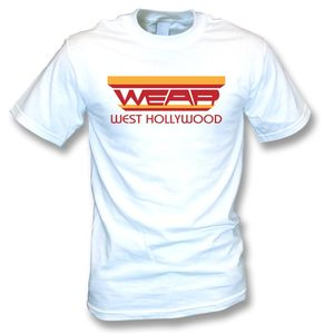 Queen: Wear West Hollywood T-Shirt