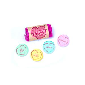 Gary Barlow: Love Hearts Sweets