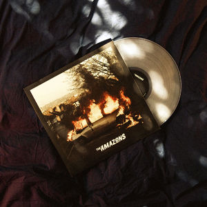 The Amazons: The Amazons Clear Vinyl
