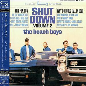 The Beach Boys: Shut Down Vol. 2: SHM-CD