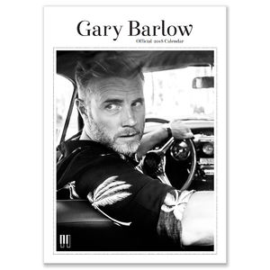 Gary Barlow: Gary Barlow 2018 Calendar