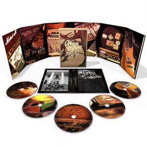 The Allman Brothers Band: Trouble No More - 50th Anniversary Collection CD Box Set