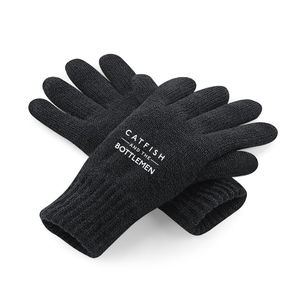 Catfish And The Bottlemen: Logo Gloves