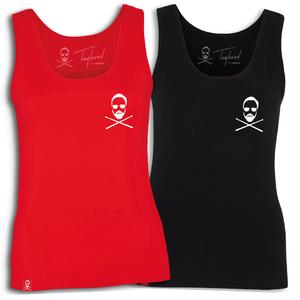 Roger Taylor: 'Taylored' Womens Pocket print vest