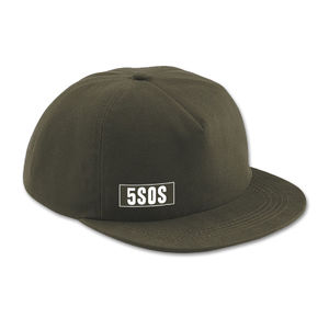 5 Seconds of Summer: 5SOS Tab Logo Cap