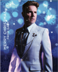Gary Barlow: MPBH Advent Calendar