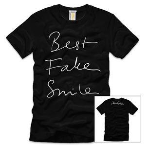 james bay: James Bay Best Fake Smile Black T-Shirt