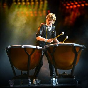 Queen: Roger Taylor Rock Iconz Statue