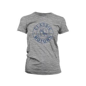 Motown: Motown Classic Blue Seal T-Shirt