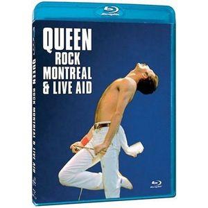 Queen: Queen Rock Montréal 1981 & Live Aid 1985 (Blu-Ray)