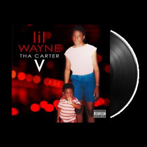 Lil Wayne: THA CARTER V DOUBLE LP