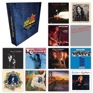 Rory Gallagher: Exclusive, Numbered Rory Gallagher Vinyl Box
