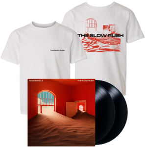 Tame Impala: The Slow Rush LP + T-Shirt