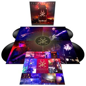 Soundgarden: Live From The Artists Den: Quadruple Vinyl