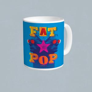 Paul Weller: Fat Pop Mug
