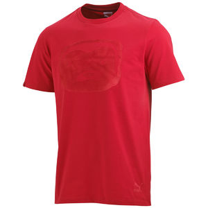 Professor Green: Honey Badger T-Shirt Chinese Red
