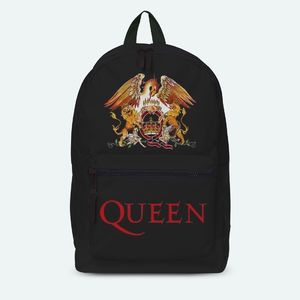 Queen: Classic Crest Classic Backpack