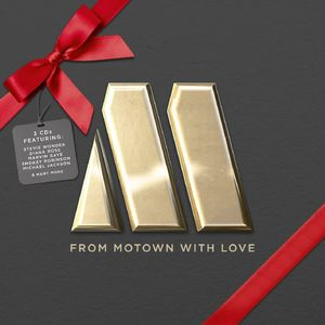 Various: From Motown with Love CD