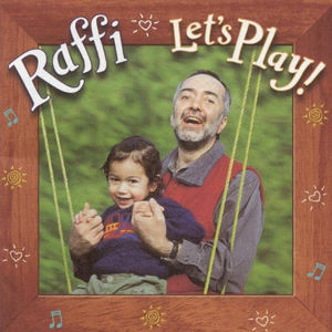 Raffi: Let's Play (CD)