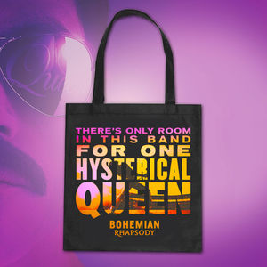 Queen: Bohemian Rhapsody 'One Hysterical Queen'